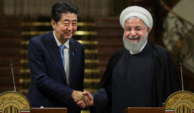 Japonya'dan Orta Doğu'ya barış mesajı!