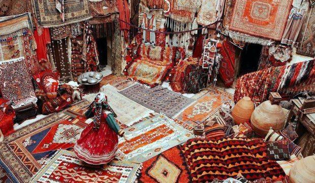 Kapadokya'da 450 yıllık han fotoğraf stüdyosuna döndü