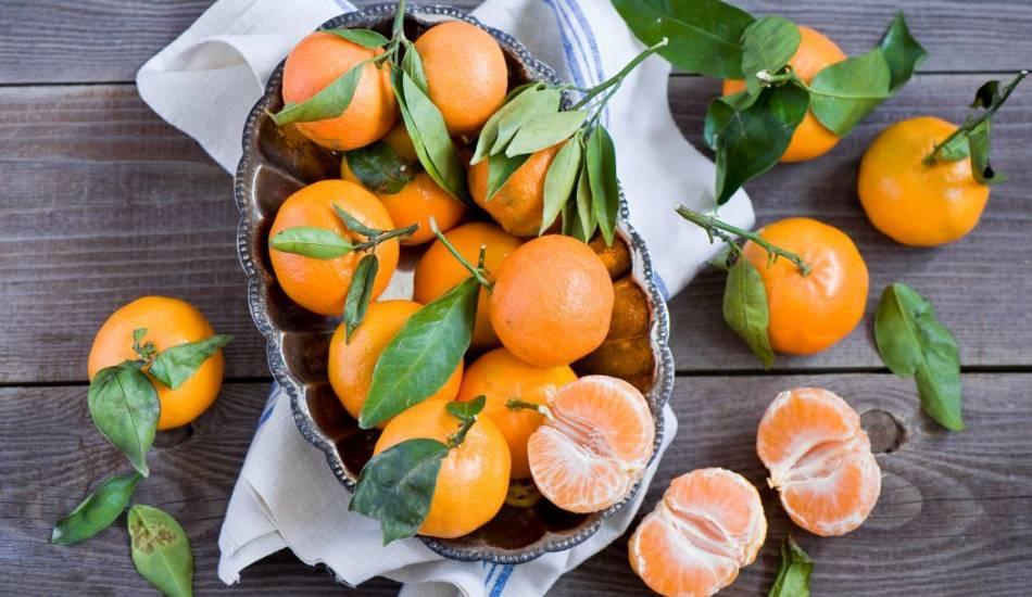Mandalinanın faydaları nelerdir? Bir hafta boyunca mandalina yerseniz ne olur?