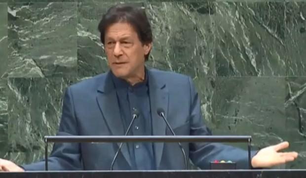 Pakistan Başbakanı Han uyardı: Savaşa doğru gidiyoruz