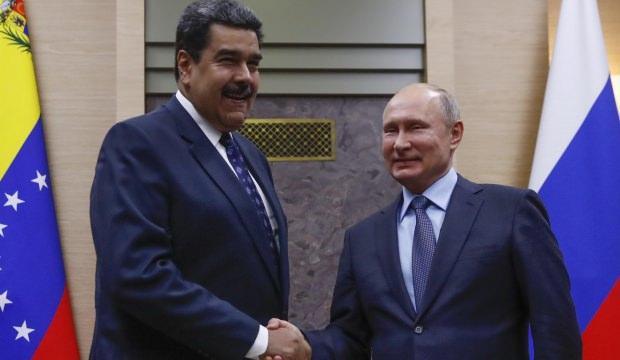 Rusya: Maduro'yu desteklemeye devam edeceğiz