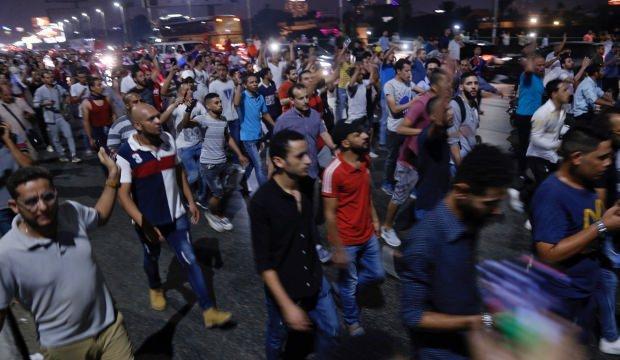 Mısır'da protestolar devam ediyor!
