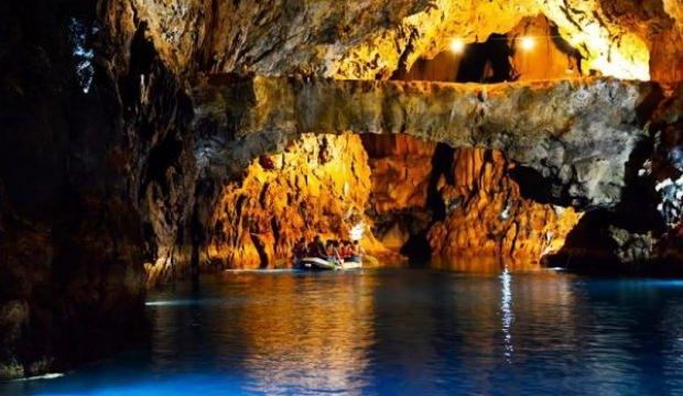 Türkiye'nin en gizemli mağaraları
