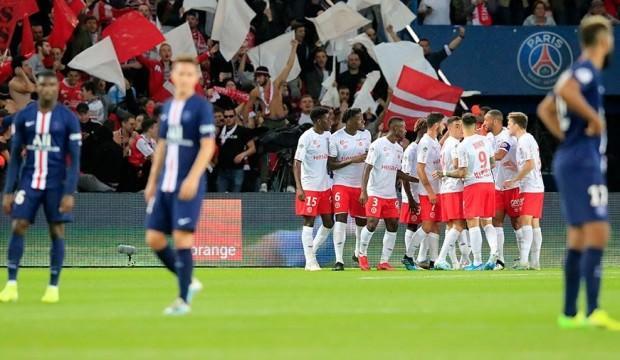 Paris Saint-Germain 16 ay sonra yıkıldı