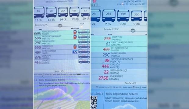 İETT'de toplu taşıma krizi devam ediyor! Bu sefer de...