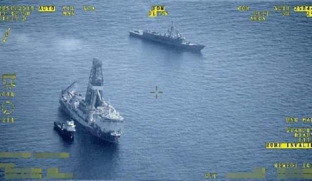 Fransa ve İtalya Doğu Akdeniz'e savaş gemisi yolluyor!