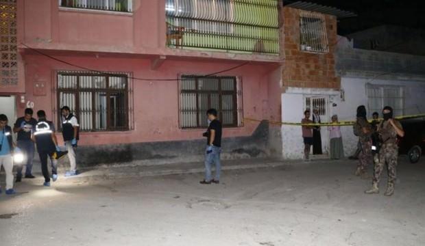 Adana'da gece yarısı  EYP'li saldırı!
