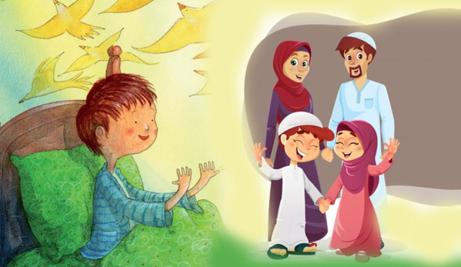Çocuklara dua nasıl ezberletilir? Her çocuğun bilmesi gereken kısa ve kolay dualar