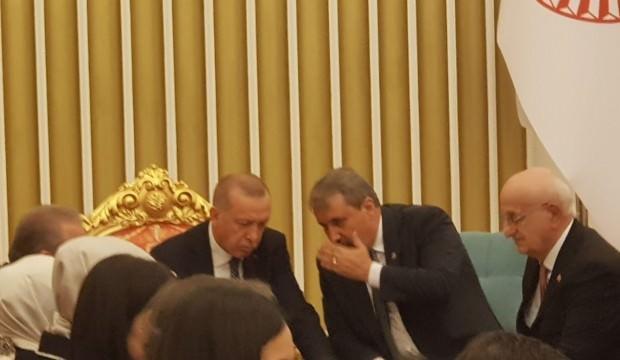 Destici'den Erdoğan'a: Operasyona desteğimiz tamdır!