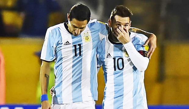 Di Maria'dan Messi itirafı: Hepimizi ağlattı