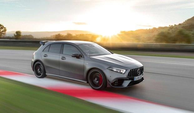 Mercedes-AMG'nin en küçük modelleri Türkiye'de