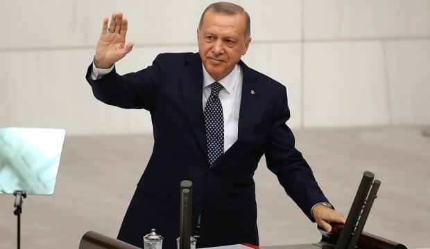 Erdoğan, 50+1 sorusuna cevap verdi: Bu şekilde olabilir ama...