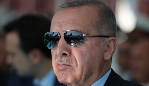Erdoğan'ın fotoğrafını paylaşıp dünyaya ilan etti