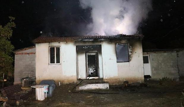 Erzincan'da yangın! Ekipler oraya koştu