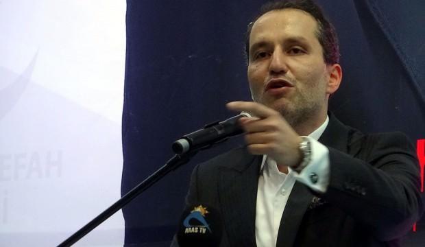 Fatih Erbakan'dan CHP'ye sert sözler!