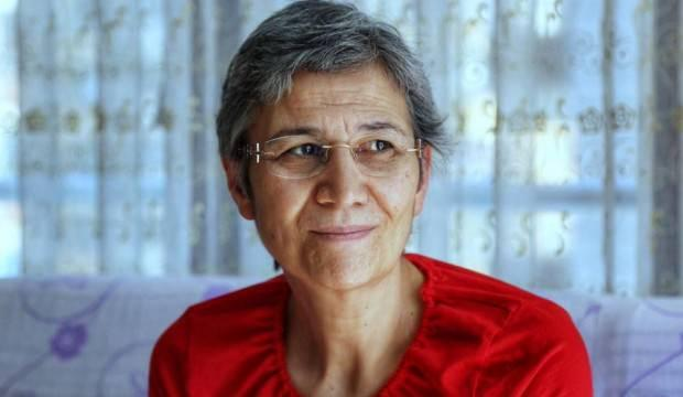 HDP'li Leyla Güven hakkında fezleke hazırlandı