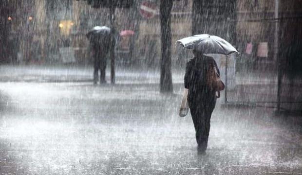 Meteoroloji İstanbul için saat verip son dakika uyarısı yaptı
