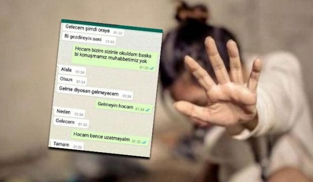 Üniversitede çirkin olay! Hocadan kız öğrencilere mesajla taciz