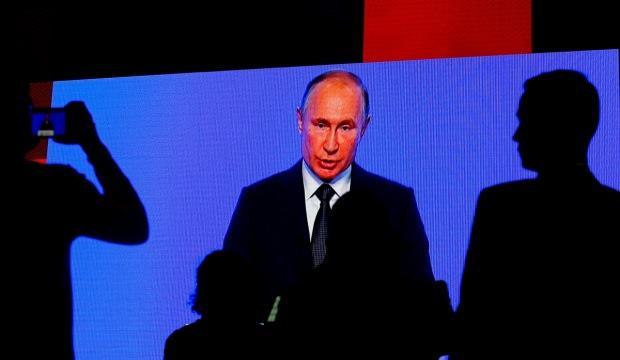 Putin: Astana formatı ortaklarıyla Suriye'de siyasi süreci başlattık