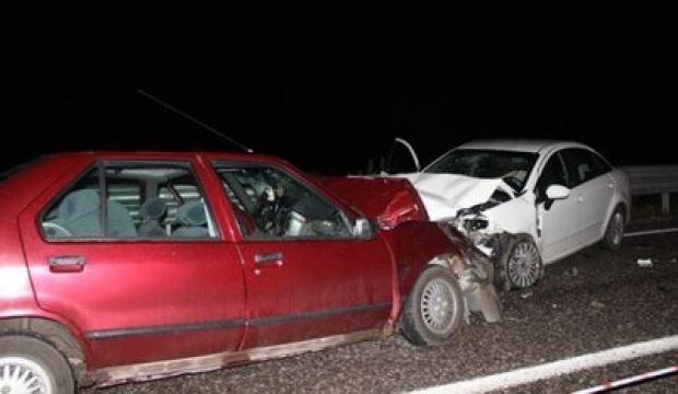Sinop'ta korkunç kaza! Ölü ve yaralılar var