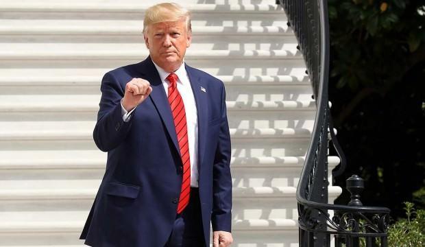 Trump yine Fed'e sinirlendi: Acınası!