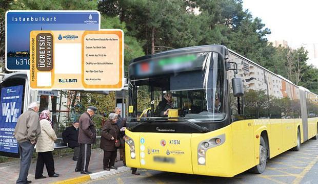 Ücretsiz toplu taşıma kullanan dikkat! İş çıkış saatlerinde ücretli oluyor