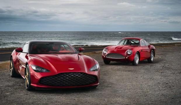 Aston Martin, özel üretim 2 yeni modelini tanıttı