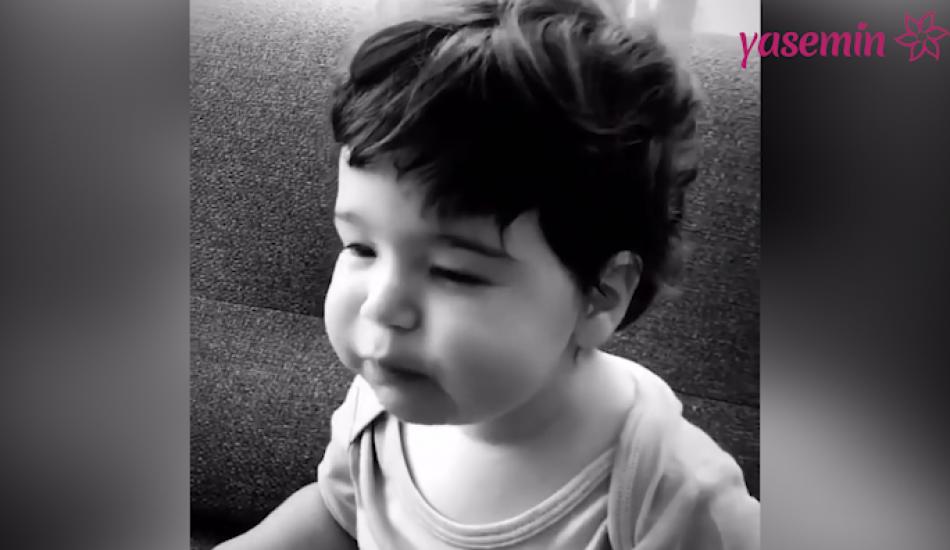 Arda Turan ve oğlu Hamza'nın sevimli halleri!