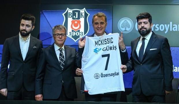 Beşiktaş'ın basketbol takımına yeni destek