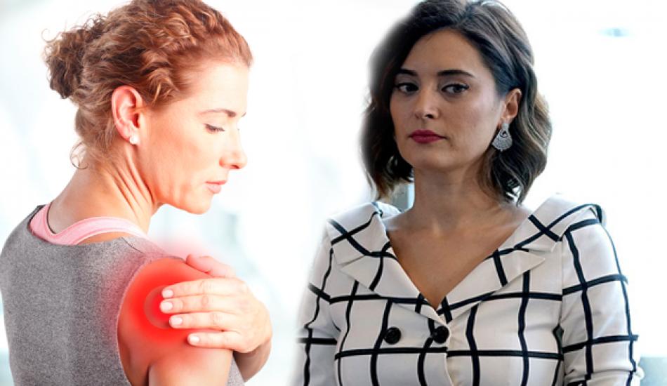 Donuk omuz sendromu nedir? Donuk omuz sendromunun belirtileri! Donuk omuz sendromu tedavisi