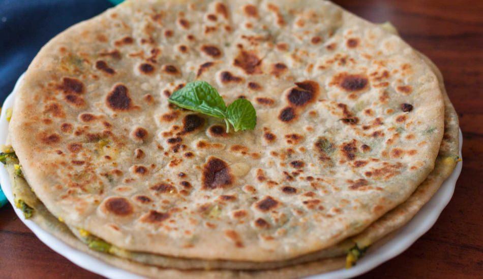 Kahvaltılık Hint gözlemesi paratha nasıl yapılır?