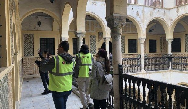Libya'da Osmanlı Mirası Eserler TİKA ile Yenileniyor
