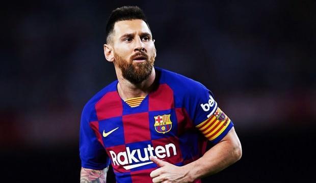 Messi'nin baş köşesinde Muhammed Ali var