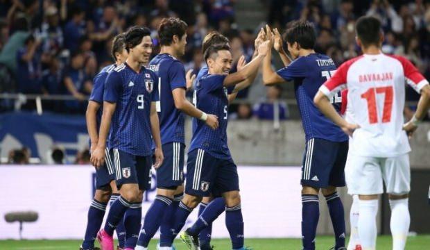 Nagatomo attı Japonya kazandı