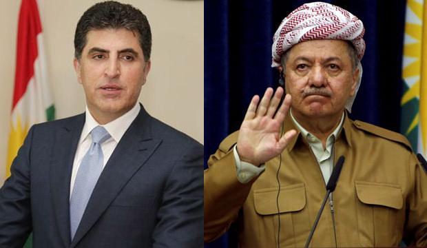 Rusya'ya çağrı! Neçirvan ve Mesud Barzani'den Fırat'ın doğusu çıkışı