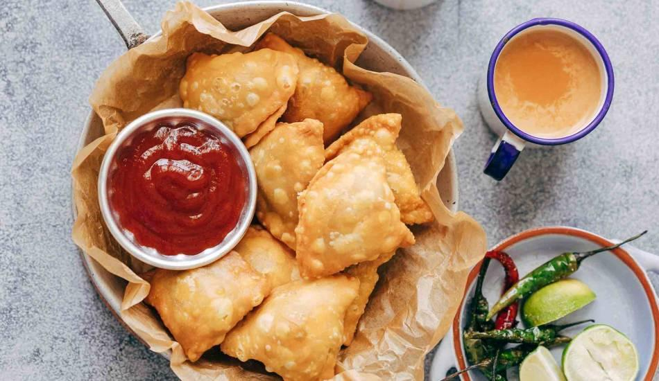 Samosa böreği nedir ve Samosa nasıl yapılır? Hint böreği tarifi