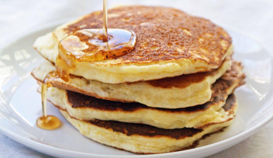 En kolay yoğurtlu pancake nasıl yapılır? Yoğurtlu pancake püf noktaları