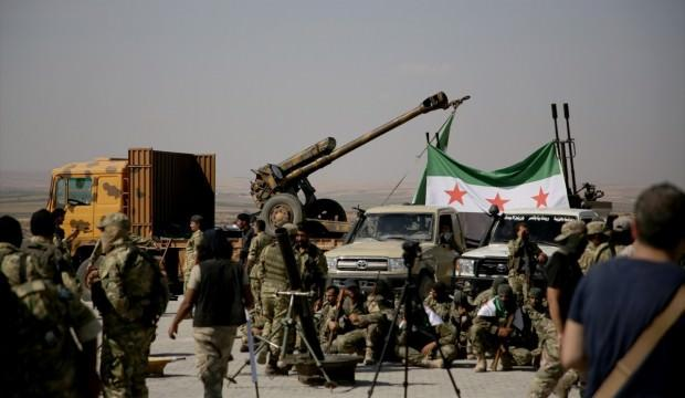 YPG/PKK, Suriye Milli Ordusu'na saldırdı