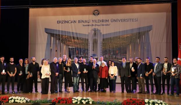 """""""1. Erzincan Uluslararası Kısa Film Festivali"""" sona erdi"""