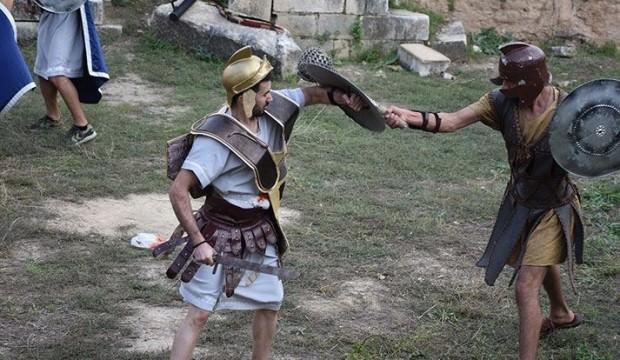 2 bin yıllık ölüm kalım savaşları izleyenlerin nefesini kesti