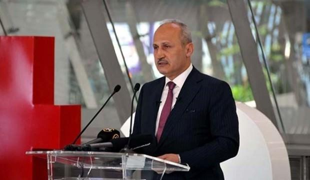 Bakan Turhan'dan GSM operatörleriyle ilgili açıklama