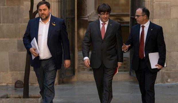 Ayrılıkçı siyasetçilere hapis cezası