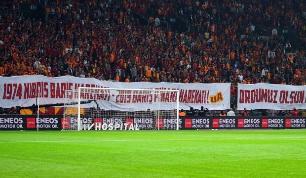 Galatasaray'dan Barış Pınarı Harekatı'na destek