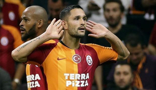 Andone, Galatasaray'da ilk gollerini attı
