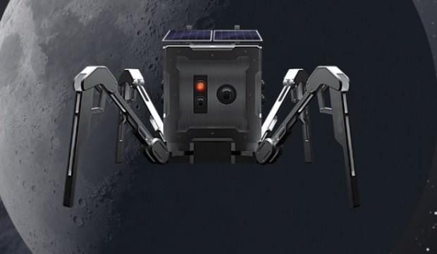 Daha akıllısı yok! Ay'a dört ayaklı robot