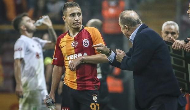 Galatasaray'da Emre Mor isyanı