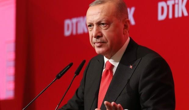 Erdoğan rest çekip, sert tepki gösterdi!