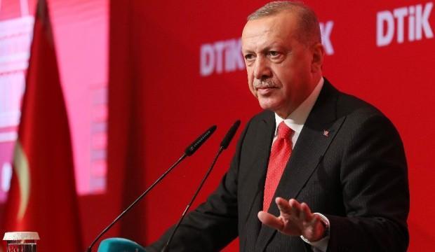 Erdoğan'dan HDP'li Baydemir'e suç duyurusu