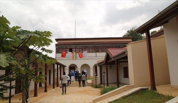 Etiyopya'daki asırlık Osmanlı konsolosluk binası kültür merkezi oldu