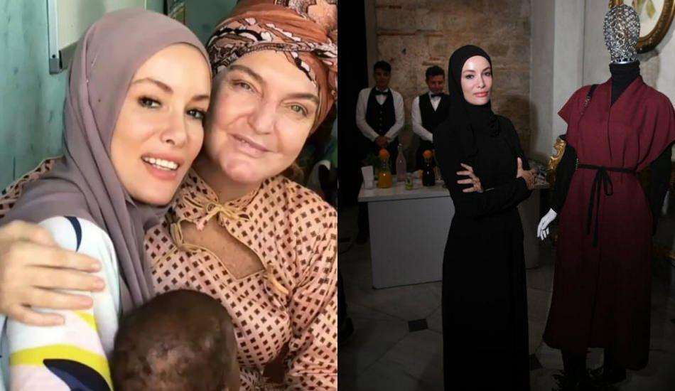 Gamze Özçelik Suriye'ye gitti!